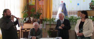 Întâlnire de suflet cu scriitorul Spiridon Vangheli