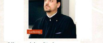 Seri duhovnicești la biserica USM, invitat: diacon lector. dr. Adrian Sorin Mihalache