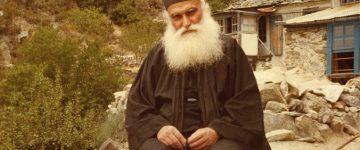 Credința adâncă a Părintelui Efrem Katunakiotul