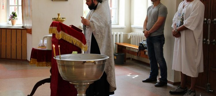 Un membru al misiunii OSCE in Donbas s-a botezat ortodox