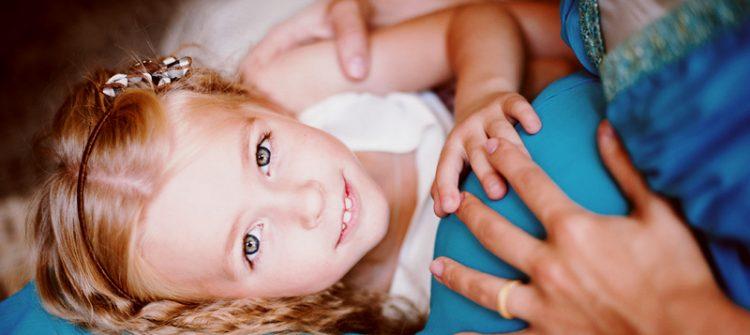 Asupra copilului trebuie să se facă rugăciune