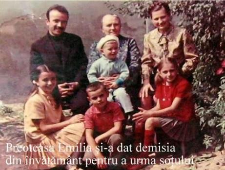 Impresionanta mărturie a doamnei preotese Emilia Şpan