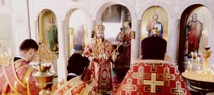 """Duminica Orbului la Catedrala Episcopală ,,Sf. Bnc. Knz. Alexandru Nevski"""" din Ungheni"""