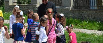 Ziua copilului la biserica din Cruglic