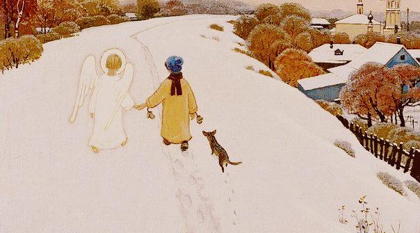 Între om și înger trebuie să se stabilească o relație care să dureze până la mântuirea sufletului