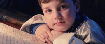 Puterea rugăciunii unui copil