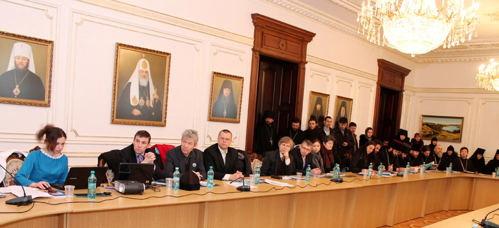 """Participarea la Conferința științifico-practice """"Protejarea patrimoniului bisericesc"""", martie 2013"""