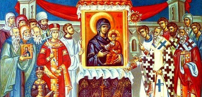 Imagini pentru duminica ortodoxiei